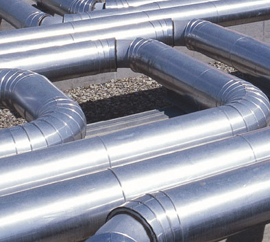 aislamiento termico de tuberias y conductos en industria by IPUR 3 La importancia del aislamiento térmico en la industria